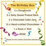 My Sugar 5th Birthday Box