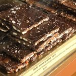 Salty Sweet Pretzel Bark